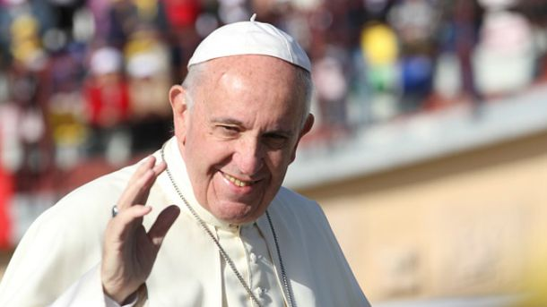 Папа призвал уважать геев