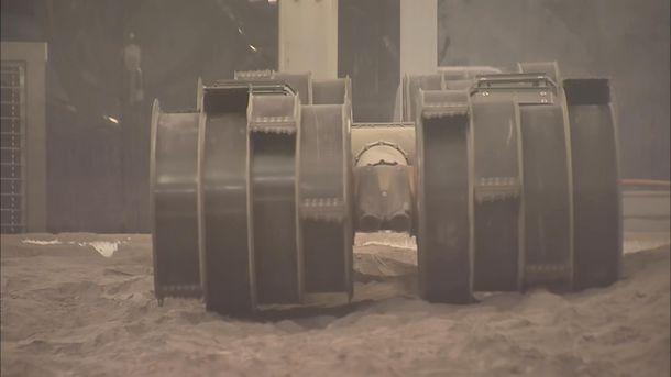 NASA показало робота, который полетит на другие планеты за ресурсами