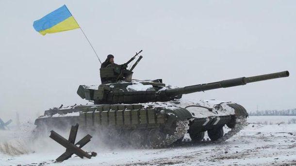 Зимой украинским солдатам теперь должно быть комфортно