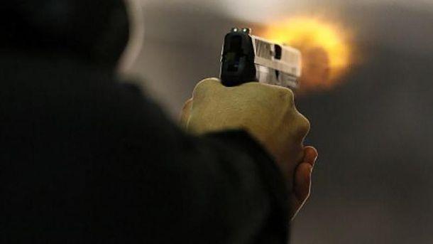 Нахальное вооруженное нападение случилось на бизнесмена вКиеве,