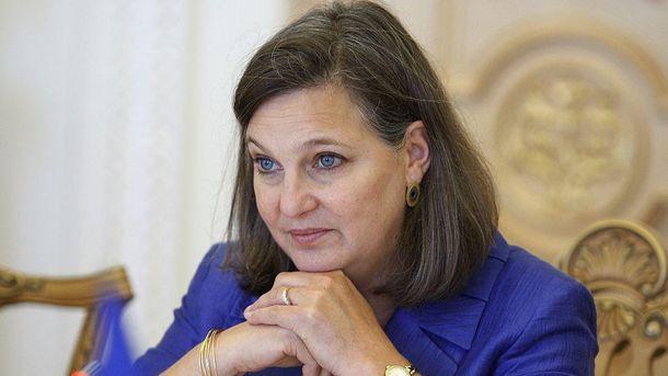 Вікторія Нуланд хоче поговорити з росіянами