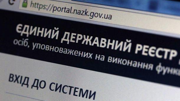 Жоден зпарламентарів неподав е-декларацію— Шабунін