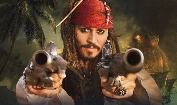 Вглобальной web-сети появился тизер 5-той части «Пиратов Карибского моря»