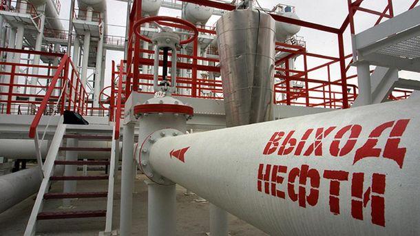В Росії закінчується нафта