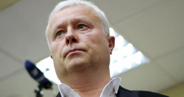Олександр Лебедєв