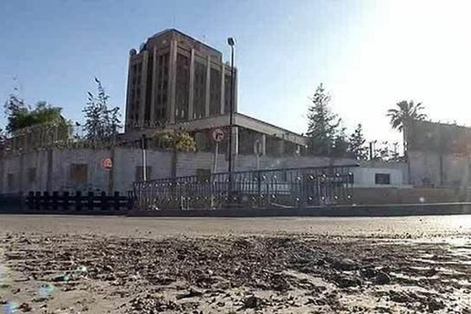 Посольство Росії в Сирії