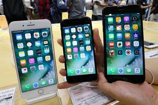 ВУкраїні офіційно дозволили користуватись iPhone 7