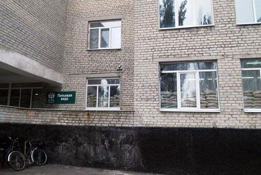 Школа в Марьинке
