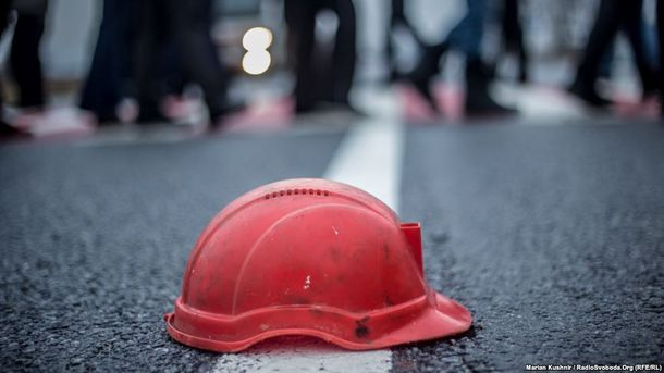 Рабочий шахтоуправления «Покровское» умер в итоге обвала породы