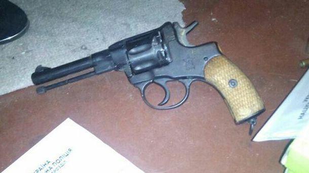 Оружие, из которого стреляли по жителям Киева