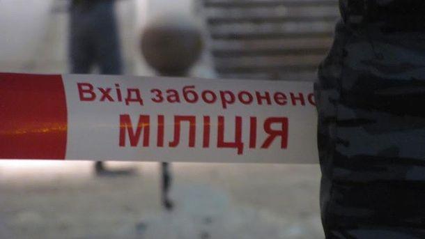 На місце події прибула слідчо-оперативна група