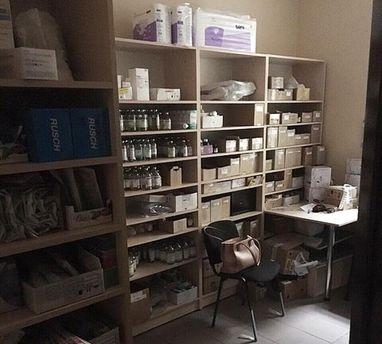 Сеть по продаже поддельных лекарств