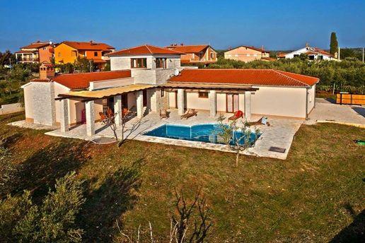 Дом Герасимюка в Хорватии
