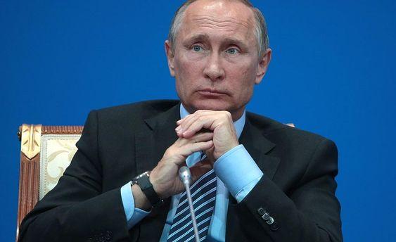 Вдадимир Путин