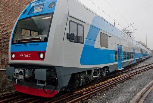Поезд  Skoda