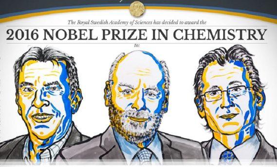 Лауреати Нобелівської премії з хімії