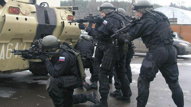 Працівники ФСБ