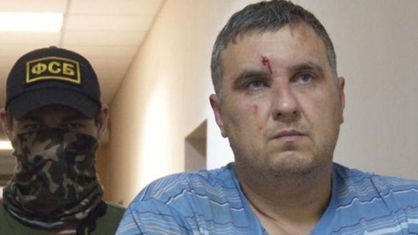 Юрист нашел нателе схваченного вКрыму «диверсанта» Панова следы пыток