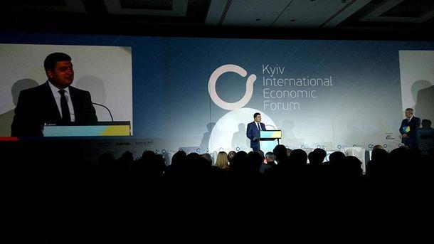 Гройсман: Возможности Украины— лучшие вевропейских странах, а вполне возможно, ивмире