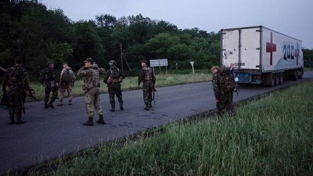 Убоевиков большие потери— Ситуация наДонбассе