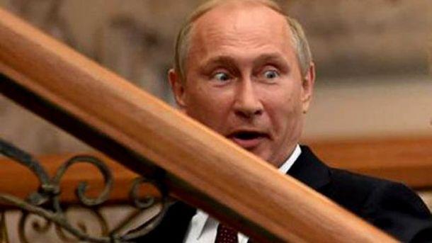 ВГоскомрегистр Крыма поступила претензия от В.Путина