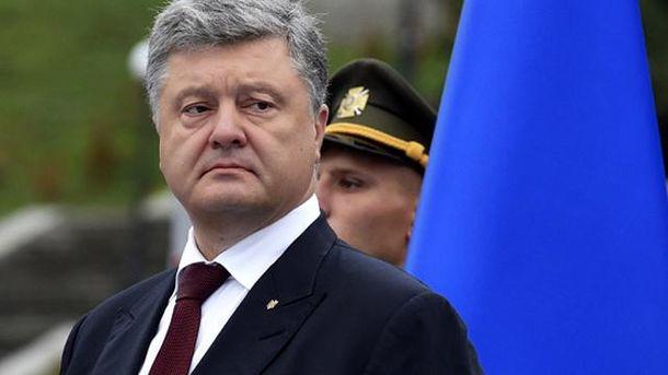 Из-за В. Путина украинцы стали мудрее,— Порошенко