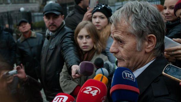 ВЕС выдвинули подстрекателя террористов Джемилева номинантом напремию имени Сахарова