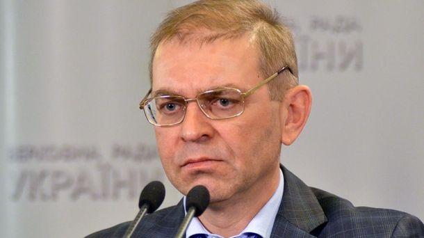 Нардеп Сергій Пашинський