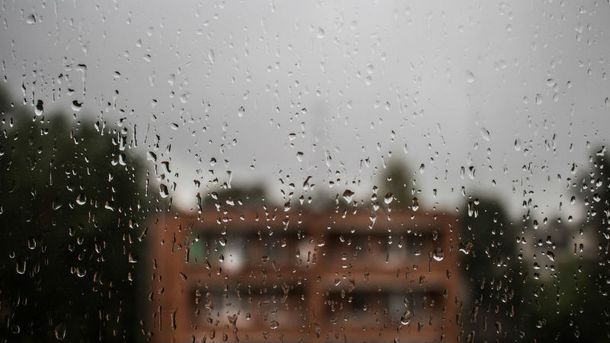 В Україну насуваються дощі