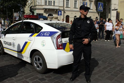 Полиция Львова