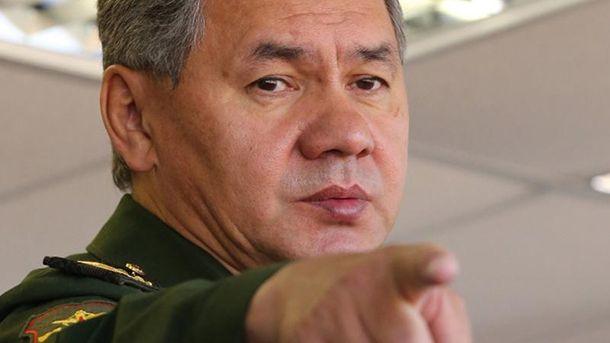 Міністр оборони Росії