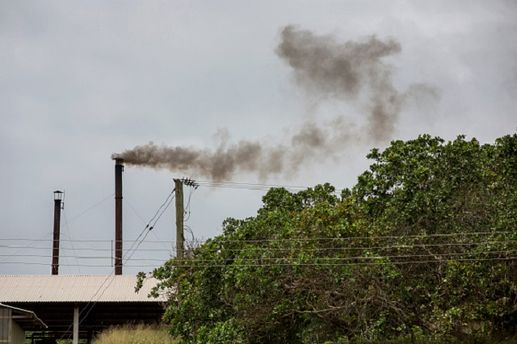 Промислове забруднення