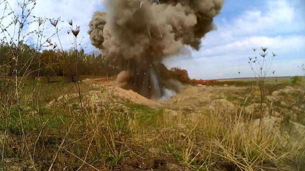 Штаб АТО: НаЛуганщине зафиксировано 16 обстрелов позиций украинских силовиков засутки