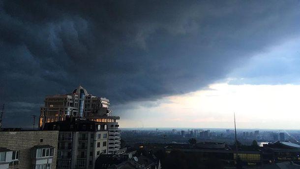 Гроза в Киеве