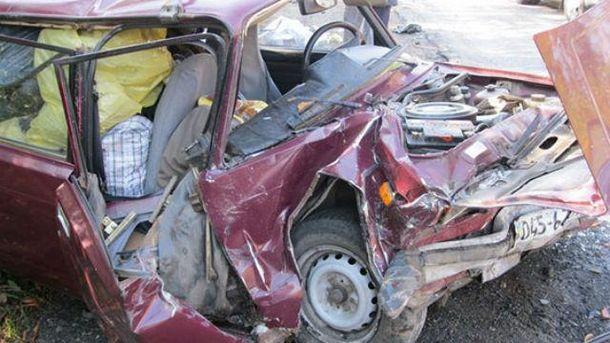 Моторошна аварія на Вінниччині