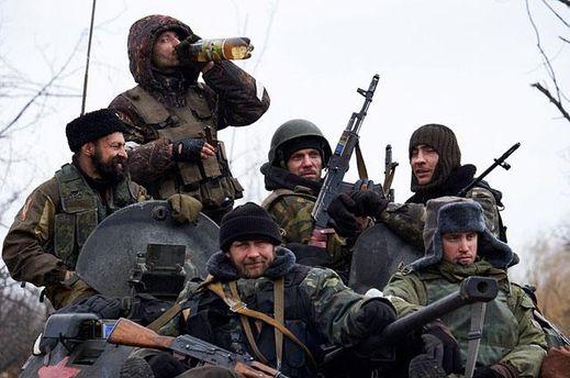 Взоне АТО засутки ранены четверо украинских военных
