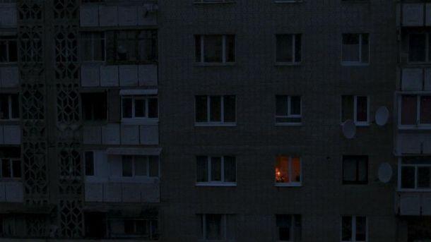 Крым снова остался без света