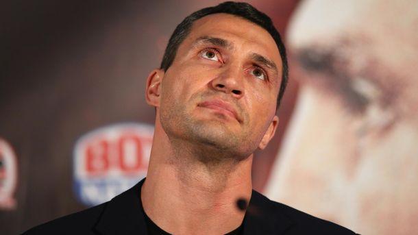 Володимир Кличко вже б вийшов на ринг