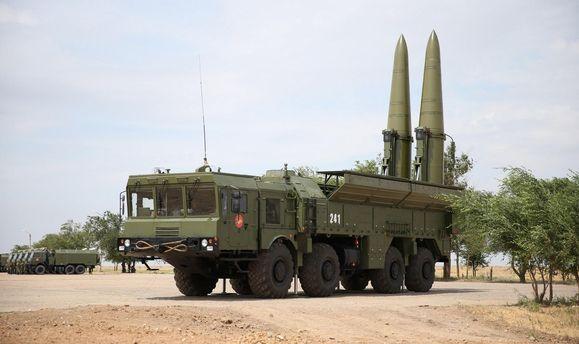 У МіноборониРФ підтвердили перекидання ракетного комплексу Іскандер під Калінінград