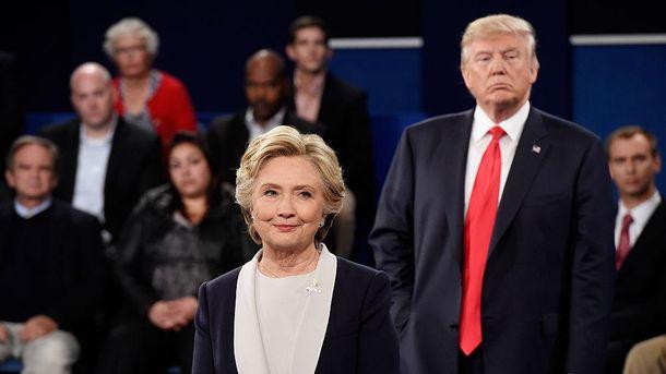 Хиллари Клинтон обвинила Российскую Федерацию вовмешательстве вамериканские выборы