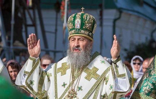 Глава УПЦ МП Онуфрій