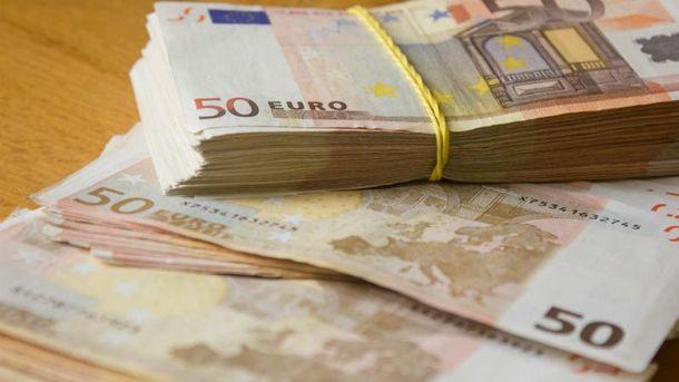 Евро дорожает