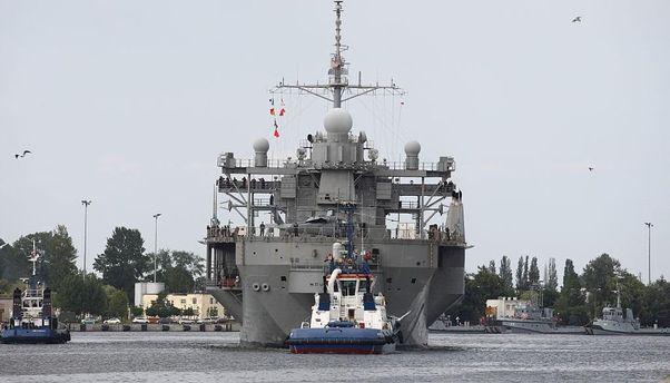 ВЧорне море увійшов флагманський корабель 6-го флоту ВМС США— ЗМІ