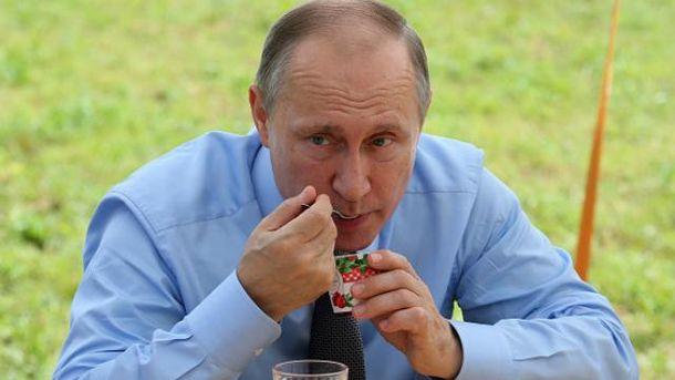 Цитрусовые из России Путину перестали смаковать