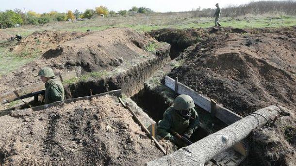 АТО на Донбасі вже давно стала схожа на позиційну війну