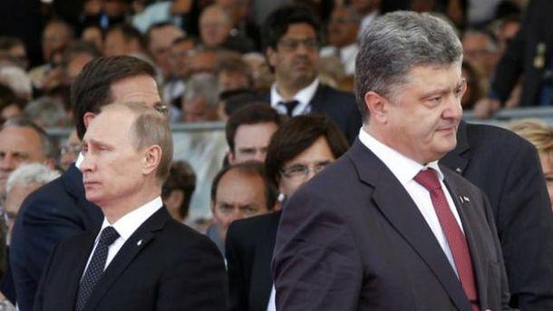 У Порошенка поки не вирішили, чи хоче він бачитись з Путіним
