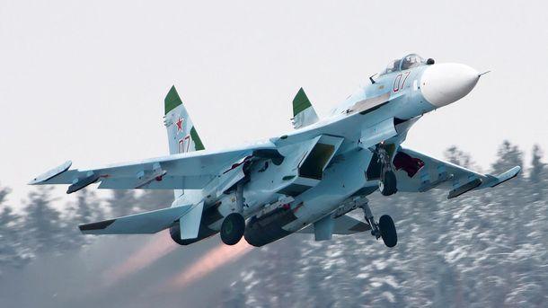 Истребители Су-27СМ