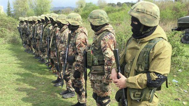 Пограничники ФСБ РФ