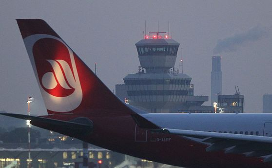 Аэропорт в Берлине