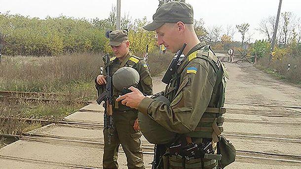 Нацгвардія захищає Україну від терористів